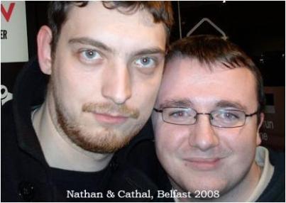 Nathan & Cathal