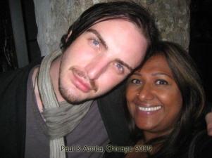Paul & Amita
