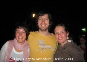 Lisa, Gary & Annedore