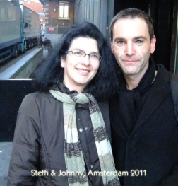 Steffi and Johnny
