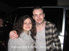 Aleksandra and Paul