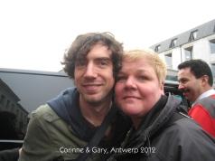 Corinne and Gary