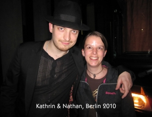 Kathrin and Nate