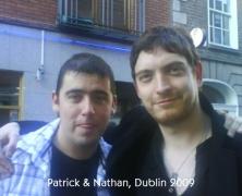 Patrick & Nate