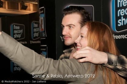 Sanne and Pablo