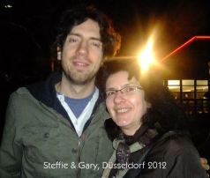 Steffie and Gary