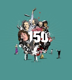 Artwork: 150yrs Ulster Hall