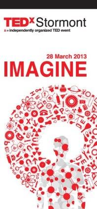 TEDxStormont programme 1